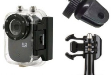 Utilizzare action cam SJ1000 con accessori GoPro
