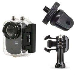Utilizzare action cam SJ1000 con accessori GoPro