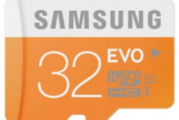 Samsung EVO scheda Micro SDHC MB-SP32D da 16Gb e 32Gb