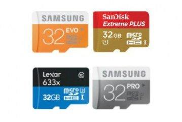 Migliori schede Micro SD del 2018