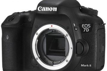 Nuova Canon 7D mark II: specifiche e recensione