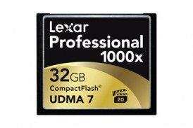 Le migliori schede Compact Flash del 2015 per fotocamere reflex