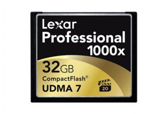 Le migliori schede Compact Flash del 2017 per fotocamere reflex