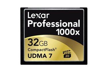 Le migliori schede Compact Flash del 2020 per fotocamere reflex