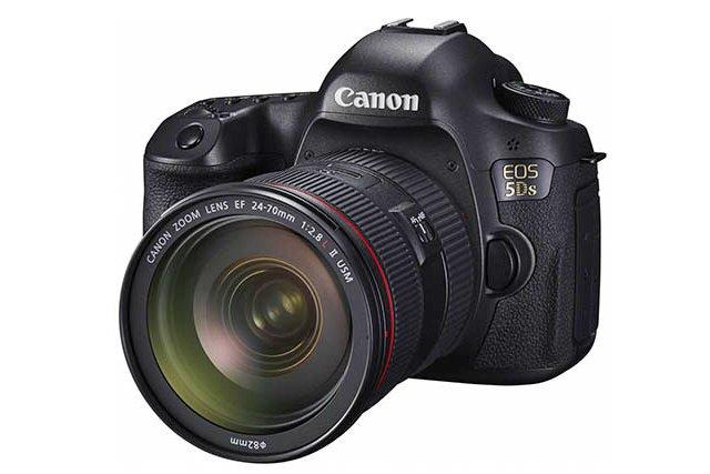 Canon 5Ds and 5Ds R: specifiche, immagini e prezzi