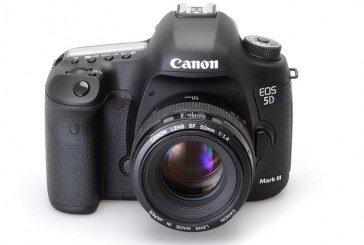 Canon 5d Mark IV dal 15 febbraio con 52Mpx?