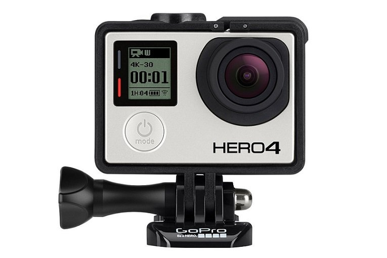 GoPro Hero4 Black Recensione e specifiche