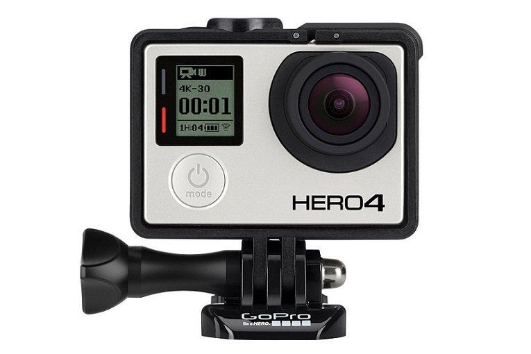 GoPro Hero4 Black Recensione e specifiche