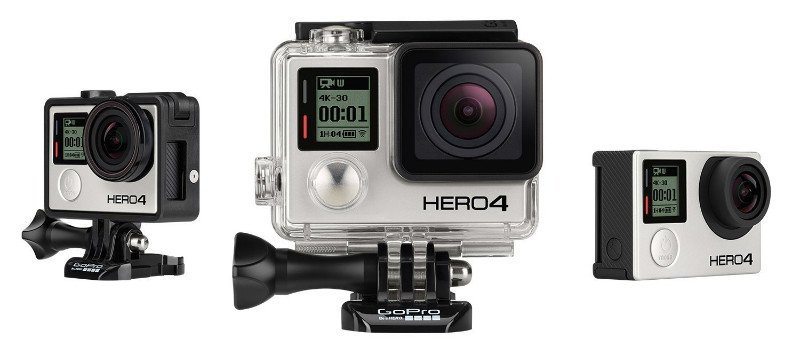 Gopro_her4_black_banner GoPro Hero4 Black Recensione e specifiche