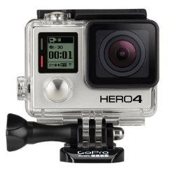 Gopro_her4_black_evid GoPro Hero4 Black Recensione e specifiche