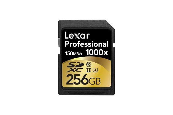 Lexar al CES presenta nuove schede micro SD e Flash Drive ultraperformanti