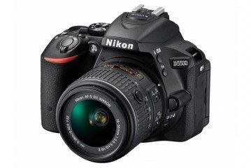 Nikon D5500: specifiche della nuova reflex con sensore da 24,2MP e Wi-Fi