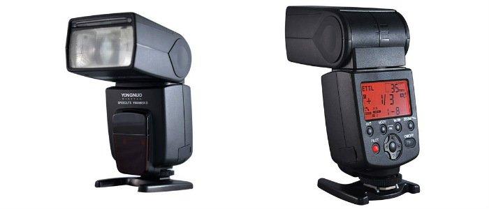 YongNuo YN-568EX II flash canon