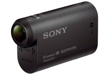 Sony HDR AS30v: recensione Action cam subacquea