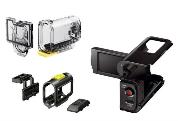 Accessori per Sony AS30v, AS100v e altre action cam Sony