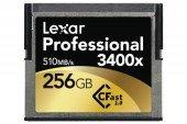 Lexar Professional CFast 2.0 ora a 3400x !