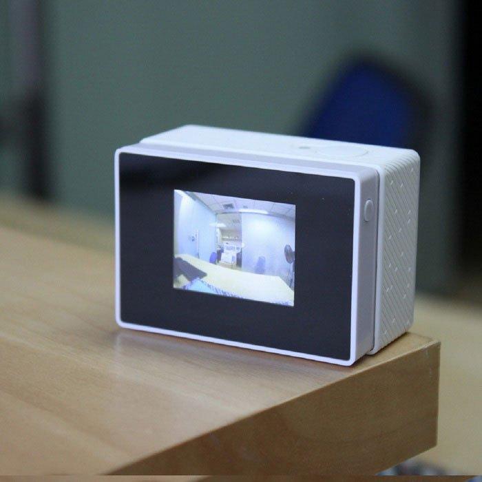 Xiaomi yi action camera recensione ora registra in 2k for Microfono esterno xiaomi yi
