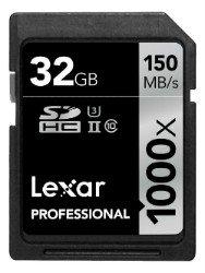 Lexar-1000x-SD Migliore scheda SD: recensioni, comparazioni, benchmark