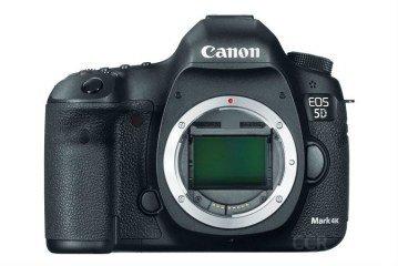 Canon 5D Mark IV uscirà a fine 2016