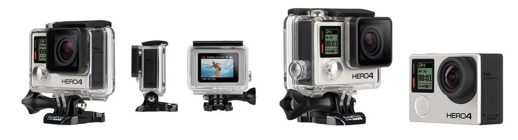GoPro-Hero-4-Silver-vs-Black