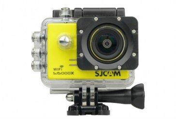 SJ5000X Elite - Recensione Sjcam 4k con stabilizzatore Gyro