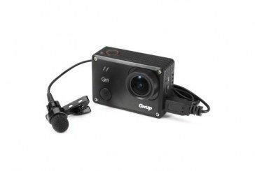 Microfono esterno Mini usb per GitUp Git1 / Git2 / GoPro Hero 3+ / 4