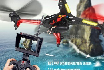 XK X250 - A 5.8G FPV Quadcopter