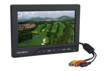 Monitor FPV professionale FEELWORLD da 7″