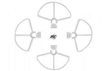 Protezioni per eliche a sgancio rapido per DJI Phantom 3 e CX-20