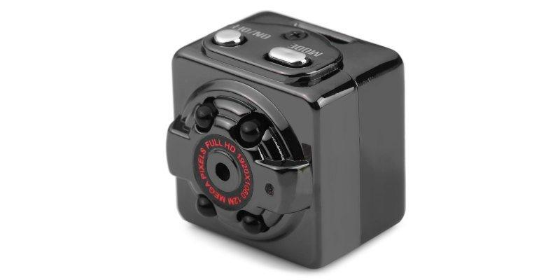 SQ8 Mini DV Camera 1080P Full HD Car DVR Recensione