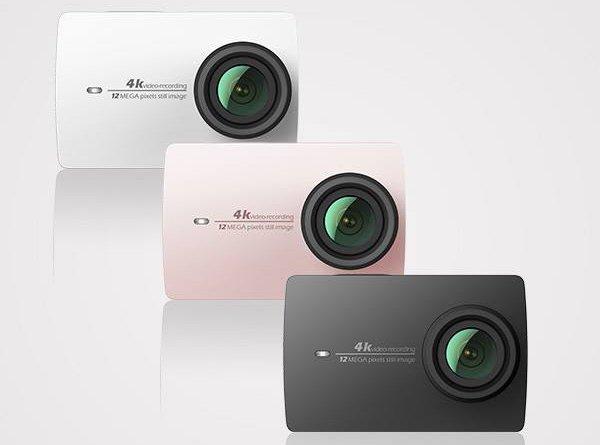 Xiaomi Yi 2 4k_colori