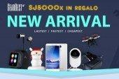 Giveaway: una SJ5000X in regalo grazie a Gearbest!