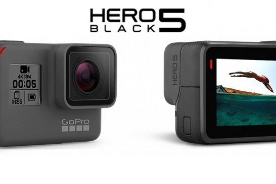 Recensione Gopro Hero 5 Black – specifiche e test video
