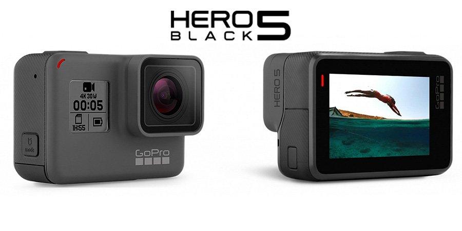 Recensione Gopro Hero 5 Black - specifiche e test video