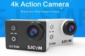 SJcam SJ7 star – recensione e prove video 4K