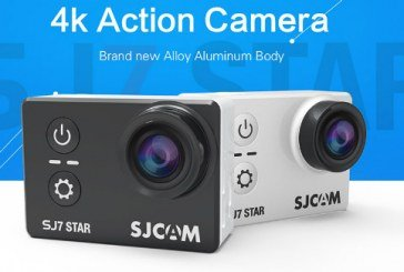 SJcam SJ7 star – specifiche e recensione