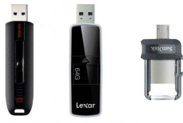 Le migliori chiavette USB 3.0 e le pendrive più economiche del 2018