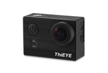 Recensione ThiEYE T5e – action cam 4k