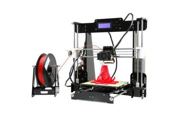 Recensione Anet A8 – Stampante 3D economica