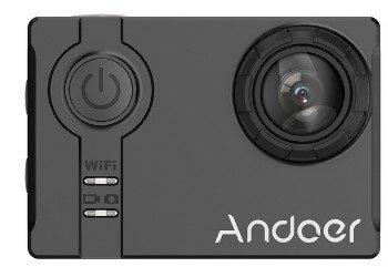 Andoer-AN7000 Le migliori action cam del 2019