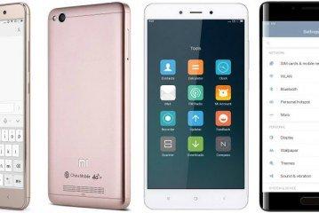 Xiaomi Redmi Note 3 Pro – Redmi 4A – Redmi Note 4 – Mi Note 2