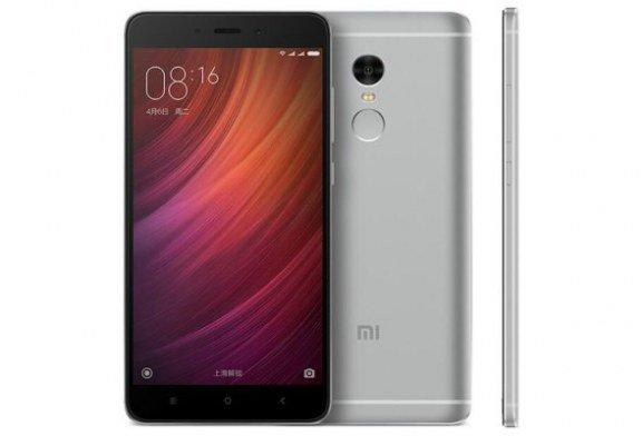 Xiaomi Redmi Note 4 International Edition