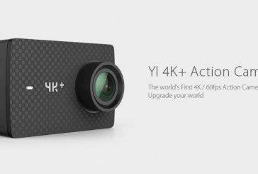 Recensione Yi 4K PLUS: action cam 4K+@60fps