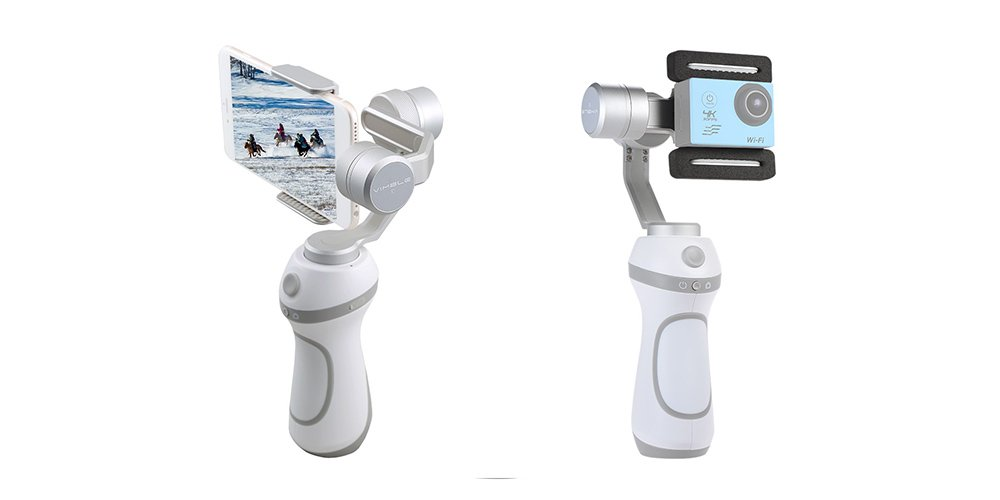 Recensione Feiyutech Vimble C - Gimbal a 3 assi economico