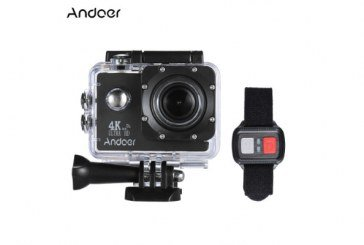 Andoer AN4000 - 4K@30fps a 36€ con coupon