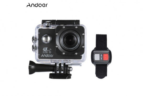 Andoer AN4000 – 4K@30fps a 36€ con coupon