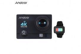 Recensione Andoer Q3H-R 4K@30fps