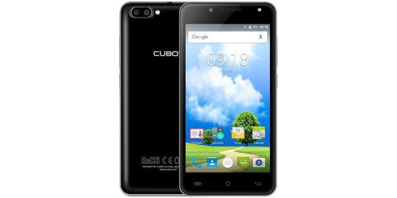 Cubot Rainbow 2 - cellulare super economico