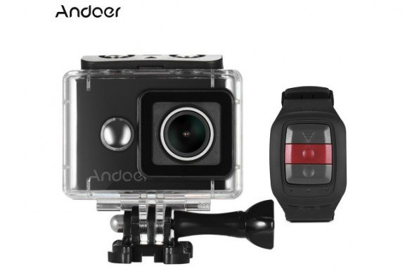 Andoer AN8000 – specifiche action cam 4K