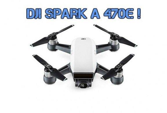 DJI Spark al prezzo più basso